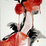 Zen - Acryl auf Leinwand 2010 (30x40cm)