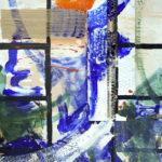 Prometheus - Acryl auf MDF 2016 (70x100cm)